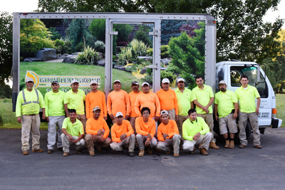 Gold Leaf Group Landscape Staff