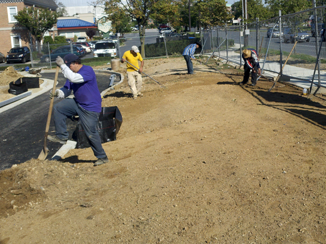 commercial landscaping company in virginia