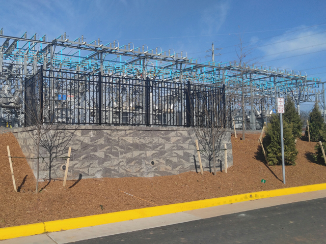 retaining wall construction company
