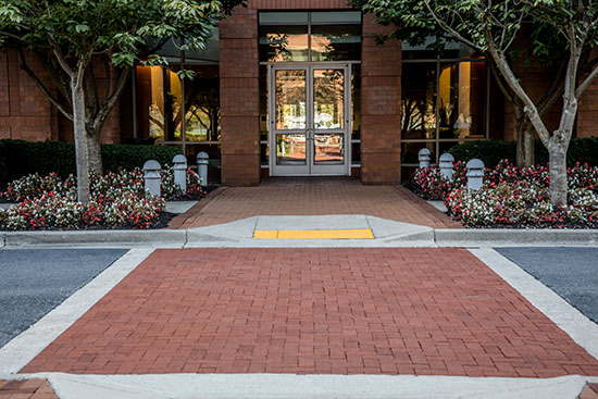 Commercial Landscaping & Brick Pavers
